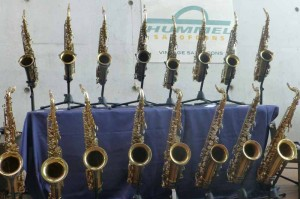 secondhand saxophones