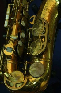used saxophones for sale - Hummel saxofoons